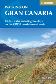 Wandelgids Gran Canaria - Walking on | Cicerone | ISBN 9781852848545