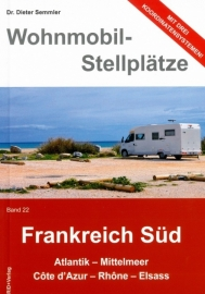 Campergids Zuid Frankrijk - Süd Frankreich | RID Verlag | ISBN 9783941951495