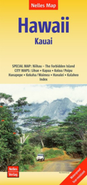 Wegenkaart Kauai | Hawaii | Nelles maps | ISBN 9783865740762