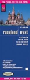Wegenkaart Rusland west | Reise Know How |  1:2 miljoen | ISBN 9783831773442