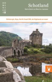 Reisgids Schotland | Dominicus - Gottmer | ISBN 9789025763893