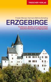 Reisgids Erzgebirge | Trescher Verlag | ISBN 9783897944459