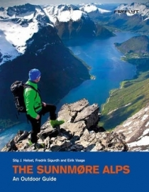 Wandelgids-Trekkinggids-Outdoorgids The Sunnmore Alps | Fri Flyt | ISBN 9788293090069