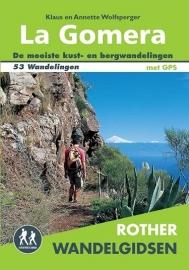 Wandelgids La Gomera | Elmar / Rother | Nederlandstalig | ISBN 9789038921624