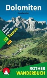 Wandelgids Wanderungen in den Dolomiten : tussen Brixen en Belluno | Rother Verlag | ISBN 9783763330225