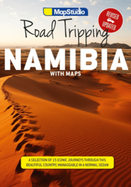 Wegenatlas Namibië - Namibia Road Atlas  | Mapstudio | ISBN 9781770269439