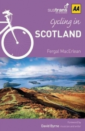 Fietsgids Cycling in Scotland - Schotland| Sustrans AA | ISBN 9780749572518