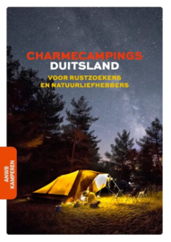 Campinggids Charme campings Duitsland | ANWB | ISBN 9789018047917