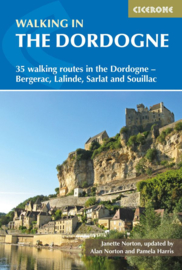 Wandelgids Dordogne - walking in the Dordogne | Cicerone | ISBN 9781852848439