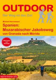 Wandelgids Mozarabischer Jakobsweg: Granada naar Merida | Conrad Stein Verlag | ISBN 9783866865679