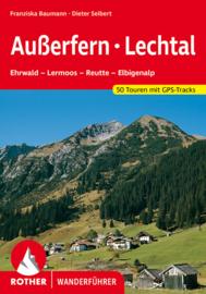 Wandelgids Außerfern - Lechtal | Rother Verlag | ISBN 9783763340552