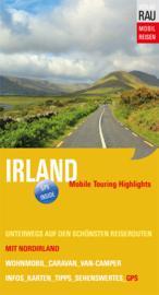 Campergids Ierland - Mit dem Wohnmobil nach Irland und Nordirland | Werner Rau Verlag | ISBN 9783926145840