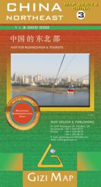 Wegenkaart China Noordoost 03 | Gizimap | 1:2 miljoen | ISBN 9789638703057