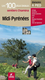 Wandelgids Midi-Pyrénées - 100 plus beaux à pied | Chamina | ISBN 9782844663832