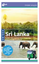 Reisgids Sri Lanka | ANWB Ontdek | ISBN 9789018041496