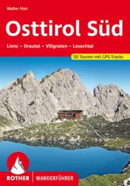 Wandelgids Osttirol Süd   Rother Verlag   Lienz–Drautal–Pustertal–Villgraten–Lesachtal   ISBN 9783763341320