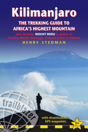 Wandelgids Kilimanjaro - A Trekking Guide to Africa's Highest Mountain | Trailblazer | ISBN 9781905864959