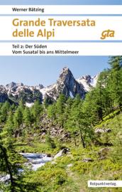 Wandelgids Grande Traversata della Alpi 2 | Rotpunkt verlag | ISBN 9783858696816