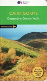 Wandelgids Cairngorms | Crimson Pathfinders | ISBN 9780319090398