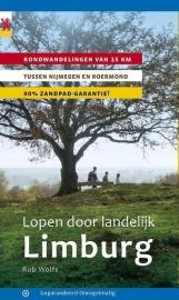 Wandelgids Limburg - Lopen door landelijk Limburg | Gegarandeerd Onregelmatig | ISBN 9789078641483