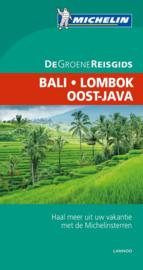 Reisgids Bali - Lombok - Oost-Java | Michelin groene gids | ISBN 9789401431187