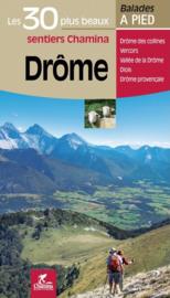 Wandelgids Drome a Pied | Chamina | ISBN 9782844663528