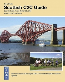 Fietsgids Scottish C2C Guide | Excellent Books | ISBN 9781901464320