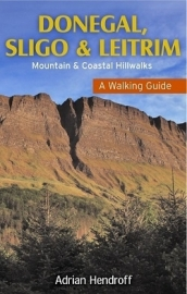 Wandelgids Donegal, Sligo & Leitrim | Collin's Press | ISBN 9781848891395