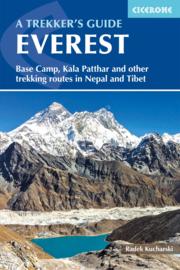 Trekkinggids Everest trekking guide | Cicerone | ISBN 9781852848361