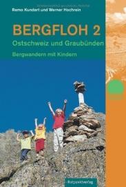 Wandelgids Bergfloh 2, onderweg met kinderen | Rotpunkt Verlag | ISBN 9783858694515