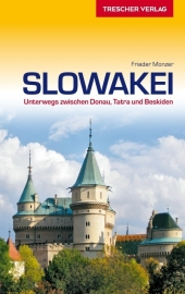 Reisgids Slowakije - Slowakei | Trescher Verlag | ISBN 9783897944206