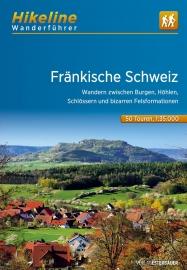 Wandelgids Fränkische Schweiz | Hikeline | ISBN 9783850008181