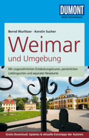Reisgids Weimar | Dumont Reiseverlag | ISBN 9783770173877