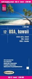 Wegenkaart Hawaii - Hawaiiaanse eilanden | Reise Know How | 1:200.000 | ISBN 9783831773824