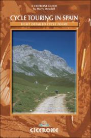 Fietsgids Cycletouring in Spain - Fietsen in Spanje | Cicerone | ISBN 9781852843816