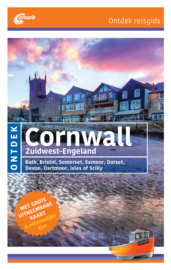 Reisgids Cornwall - Zuidwest Engeland | ANWB Ontdek | ISBN 9789018039417