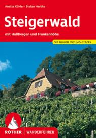 Wandelgids Steigerwald | Rother Verlag | ISBN 9783763342709
