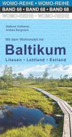 Kampeergids Mit dem Wohnmobil ins Baltikum: Estland, Lettland, Litauen | WOMO 68 | ISBN 9783869036847