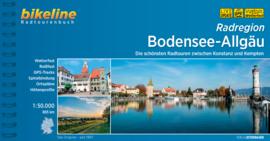 Fietsgids Bodensee-Allgäu | Bikeline | ISBN 9783850007870