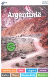 Reisgids Argentinië - Argentinie | ANWB Wereldreisgids | ISBN 9789018043957