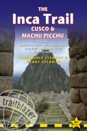 Wandelgids The Inca Trail - Cusco & Machu Picchu | Trailblazer | ISBN 9781905864881