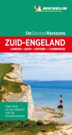 Reisgids Zuid Engeland | Michelin Groene gids | ISBN 9789401457392