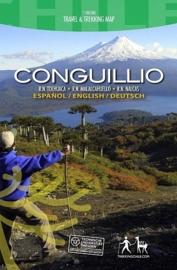 Wandelkaart Conguillio | Travel & Trekking map ViaChile Editores | 1:100.000 | ISBN 9789568925185