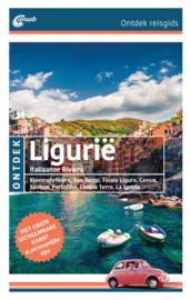 Reisgids Ligurië | ANWB Ontdek | ISBN 9789018045401
