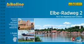 Fietsgids Elbe Radweg 2 - 500 km. | Bikeline | ISBN 9783850009553