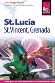 Reisgids St. Lucia, St. Vincent, Grenada | Reise Know How | ISBN 9783831723201