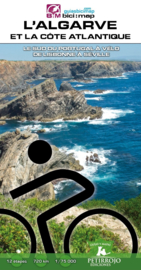 Fietsgids L'Algarve et la côte Atlantique (Portugal - Spanje) | Petirrojo Ediciones | ISBN 9788494668708