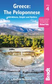 Reisgids Griekenland  - The Peloponnese - Peloponnesos | Bradt | ISBN 9781784776336