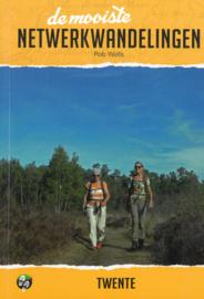 Wandelgids de mooiste netwerkwandelingen Twente | Elmar | ISBN 9789038926896