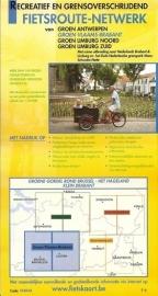 Sportoena fietskaart 5 Vlaams Brabant Fietsroute Netwerk | 9789078976271